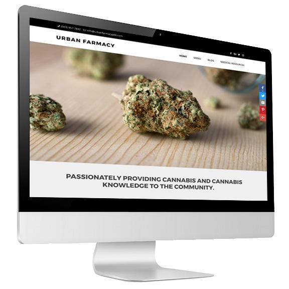 sherpa-cannabis-seo-urban-farmacy-screenshot